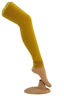 Picture of Marvellous yellow colored leggings