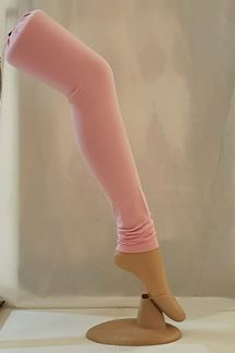 Picture of Sensational baby pink cotton leggings