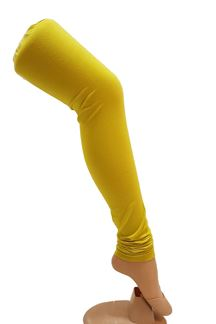 Picture of Fantastic yellow color leggings