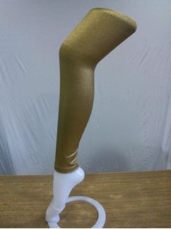 Picture of Look stunning with this antique colored legging
