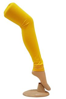Picture of Outstanding yellow color leggings