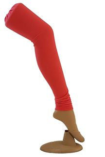Picture of Outstanding orange color leggings