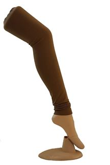 Picture of Flamboyant light brown color leggings
