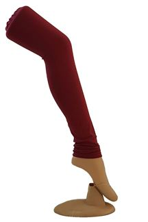 Picture of Glorious maroon color leggings