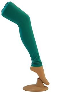 Picture of Superb sea green cotton leggings