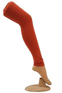 Picture of Beautiful wear dusky orange leggings