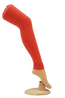 Picture of Authentic orange colored leggings