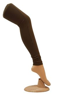 Picture of Mesmeric brown colored leggings