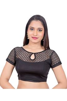 Picture of Timeless faded black designer blouse