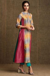 Picture of Graceful multicolored designer kurti