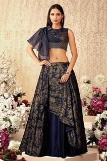 Picture of Pretty & Stylish Designer Lehenga Choli