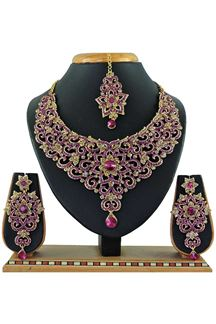 Picture of Imitation Jewellery-Necklace Set