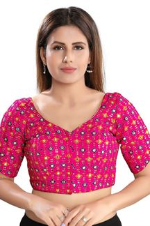Picture of Latest Attractive Readymade Blouse